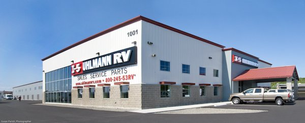 Uhlmann RV Chehalis, WA Completed Transportation Project