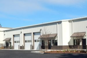 Carbonics Puyallup, WA Completed Commercial Project
