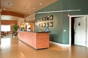 Dental Office Lacey, WA Completed Dental Project