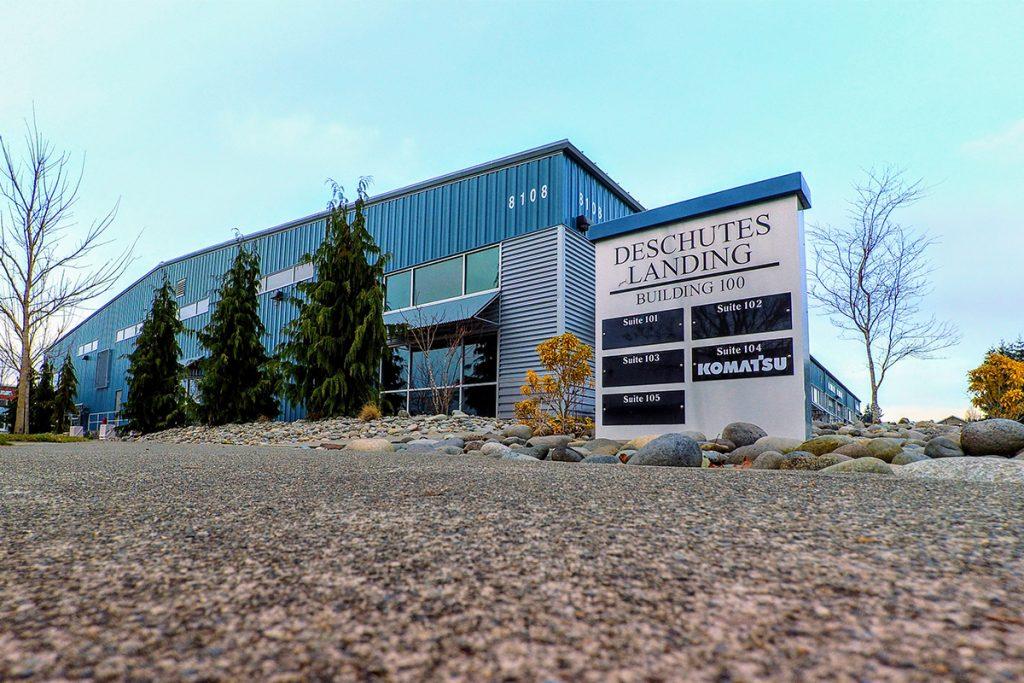Deschutes Landing Building 100 Tumwater, WA