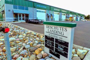 Deschutes Landing Building 300 Tumwater, WA Completed Commercial Project