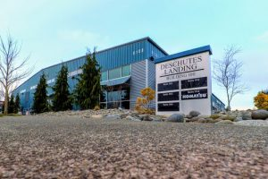 Deschutes Landing Building 100 - Featured Project