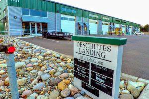 Deschutes Landing Building 300 - Featured Project