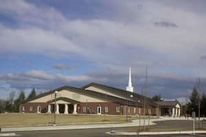 Fort Lewis (JBLM) Chapel Tacoma, WA - Featured Project
