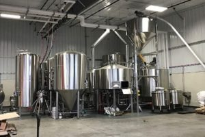 Matchless Brewing - Featured Project