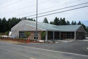 Graham Fire Station - Completed Government Project