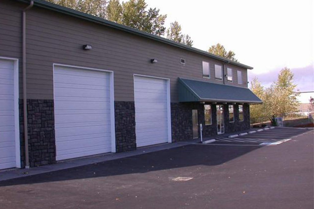 Hi-Line Homes Puyallup, WA Completed Commercial Project