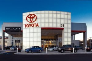 If Toyota Chehalis, WA Completed Transportation Project