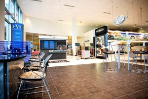 I5 Toyota Chehalis, WA Interior Lobby - Completed Kaufman Project