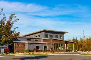 Kaufman Construction & Development New Offices Morning