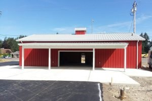 Lacey Food Bank With Drive up - Completed Commercial Project