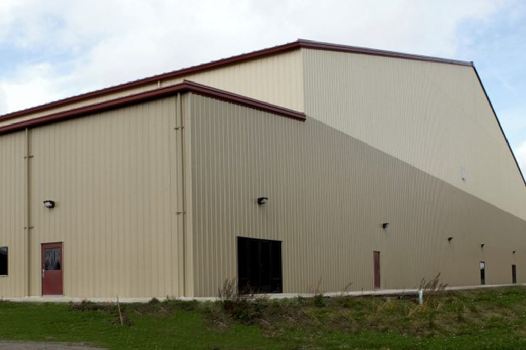 Lewis County event Center, Centralia, Completed Sports and Recreation Project