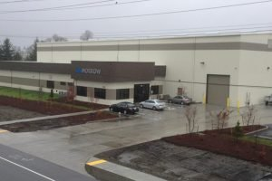 Morrow Cane Puyallup, WA Completed Industrial Project