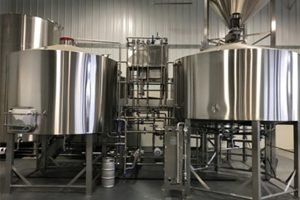 Matchless Brewing Stills - Completed Transportation Project