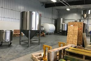 Matchless Brewing - Kaufman Transportation Project