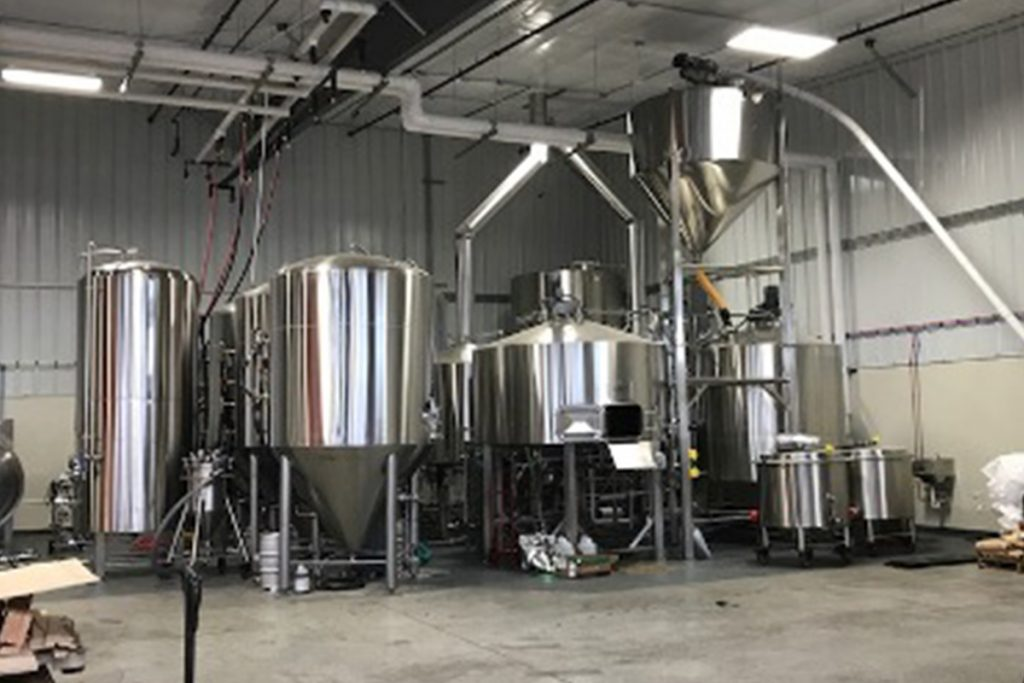 Matchless Brewing - Completed Transportation Project