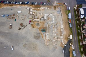 Olympia Orthpaedic Start of Foundation - Kaufman Medical Project