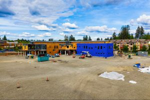 Olympia Orthpaedic not paved - Kaufman Medical Project