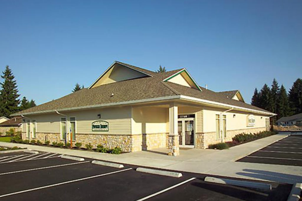 Olympia Veterinary Center, Olympia, WA Completed Health Care Project