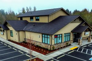 Olympia Vision Center, Lacey, WACompleted Health Care Project