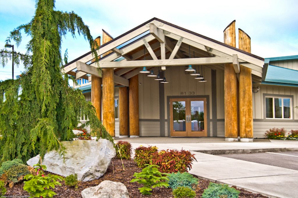 Port Blakely, Tumwater Completed Commercial Project