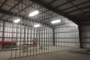 Satsop Facility Warehouse - Completed Commercial Project