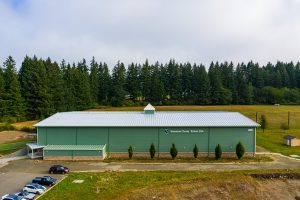 Steamboat Island Athletic Club with parking - Kaufman Construction & Development