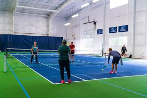 Steamboat Island Athletic Club, Olympia WA Completed Sports and Recreation Project