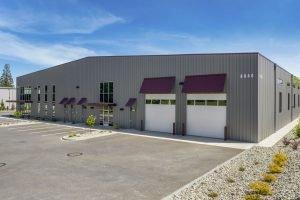 8940 Select Court SE (TC Lot 12) Bay Doors - Kaufman Development