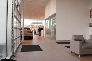 Volkswagen of Olympia, WA Interior- Completed Project