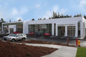 Volkswagen of Olympia, WA Service Center - Completed Project