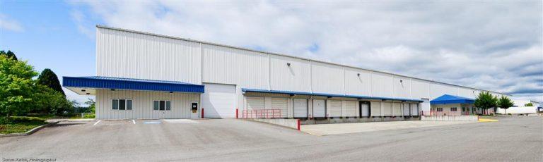 Deschutes Industrial Park Tumwater, WA - Kaufman Industrial
