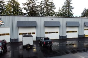 Ernie's RV, Trailer Service and Repair Garage Bays - Completed Projects
